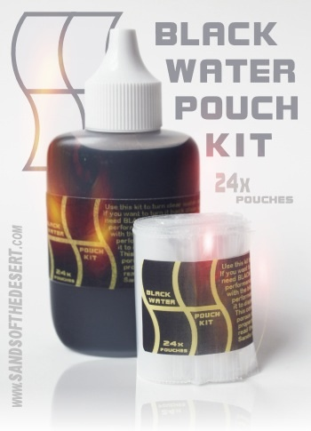 BlackWaterPouchKit